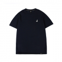 Basic Club Short Sleeves T 2543 Navy