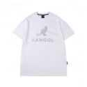 캉골(KANGOL) Big Symbol Short Sleeves T 2545 White