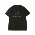 캉골(KANGOL) Big Symbol Short Sleeves T 2545 Green