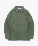 해브 어 굿 타임(HAVE A GOOD TIME) Utility Jacket - Olive