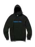 디스이즈네버댓() T-Logo Hooded Sweatshirt Black