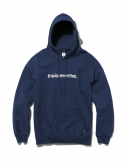 디스이즈네버댓() T-Logo Hooded Sweatshirt Navy