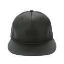크룩스앤캐슬(CROOKS & CASTLES) Crooks and Castles LOGO SNAPBACK BLACK
