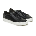 하티스(HA.TISS) SAINT BLACK SNEAKERS