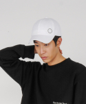 로우 투 로우(RAW TO RAW) side wappen ballcap(white)