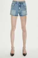 밀리언코르(MILLIONCOR) [Dana 8002] Light Brushed Shorts