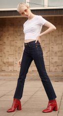 밀리언코르(MILLIONCOR) [Faina 3075] Medium Vintage Jeans