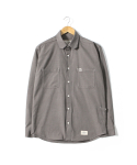 헨더(HANDER) LIMP SHIRTS [BROWN]