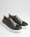 컬러콜라(COLOR COLLA) REAL LEATHER ANCHOR SNEAKERS