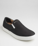 컬러콜라(COLOR COLLA) BLACK NUBUCK SLIP ON