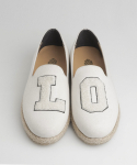 컬러콜라(COLOR COLLA) LO PATCH ESPADRILLES