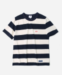 NAVAL STRIPE T-SHIRTS