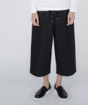 로우 투 로우(RAW TO RAW) heavy cotton healing pants(black)