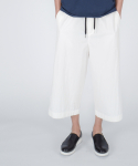 로우 투 로우(RAW TO RAW) washed cotton healing pants(white)