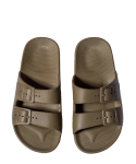MOSES MEN FREEDOM SLIPPERS TURTLE