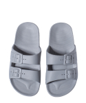MOSES WOMEN FREEDOM SLIPPERS GREY