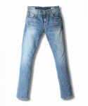 데님인디고마스터(DENIMINDIGOMASTER) V572 VELA SLIM STRAIGHT FIT