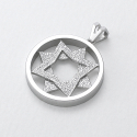 Star Cross Pendant(줄 미포함)