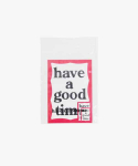 해브 어 굿 타임(HAVE A GOOD TIME) Sticker Pack