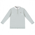 polo long sleeve raccoon
