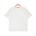 누이슈(NUISSUE) STICH POCKET TEE (WHITE)