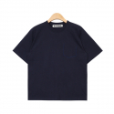 누이슈(NUISSUE) STICH POCKET TEE (NAVY)