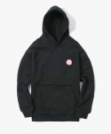 해브 어 굿 타임(HAVE A GOOD TIME) Dart Pullover Hoodie - Black
