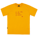 굿펠라즈(GOODFELLAS) Dragon T-shirt Yellow