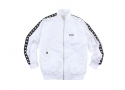 루스리스(RUTHLESS) NYLON TRACK TOP / WH