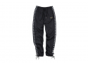 루스리스(RUTHLESS) NYLON TRACK PANTS / BK