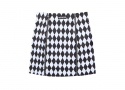 루스리스(RUTHLESS) ZIP FRONT SKIRT / DIAMOND