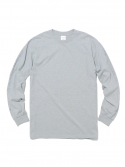 디스이즈네버댓() Partition SP-Logo L/S Grey