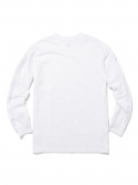 디스이즈네버댓() Partition SP-Logo L/S White