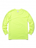 디스이즈네버댓() Partition SP-Logo L/S Neon