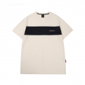 캉골() Divided Short Sleeves T 2557 IVORY