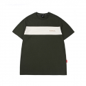 캉골() Divided Short Sleeves T 2557 KHAKI