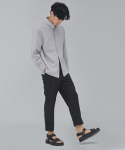 살롱드서울(SALON DE SEOUL) MAN 17S/S GURKHA PANTS (BLACK)