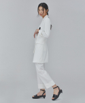 살롱드서울(SALON DE SEOUL) WOMAN GURKHA PANTS (WHITE)