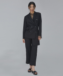살롱드서울(SALON DE SEOUL) WOMAN GURKHA PANTS (BLACK)