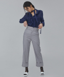 WOMAN GURKHA PANTS (GREY)