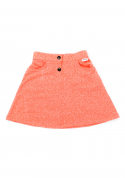 아빈(ARVVIN) color string skirt (scarlet)