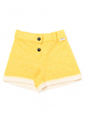 아빈(ARVVIN) color string short (yellow)