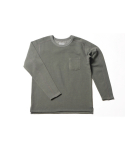 "Wash Privately Long Sleeve ""Wash Khaki"""