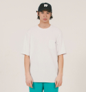 위캔더스(WKNDRS) TOWEL TEE (WHITE)