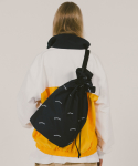 위캔더스(WKNDRS) WAVY SWIMMER BAG (NAVY)