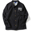 라파예트 RUN NYC NYLON COACH JACKET BLACK