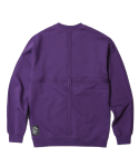 인사일런스(INSILENCE) SL Sweatshirt (Purple)