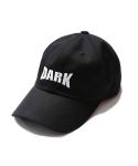 인사일런스(INSILENCE) DARK 6P Cap Black/White