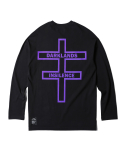 인사일런스(INSILENCE) Darkland Long Sleeves (Black)