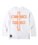 인사일런스(INSILENCE) Darkland Long Sleeves (White)